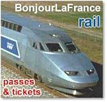All about France Trains : Europe Trains, TGV and regular Corail train schedules, maps, tariffs. Plan your France Train Travel at BonjourLaFrance then make a secure, rapid online train ticket reservation and get your tickets delivered to your doorstep. CLICK the IMAGE to see FRANCE TRAIN TRAVEL