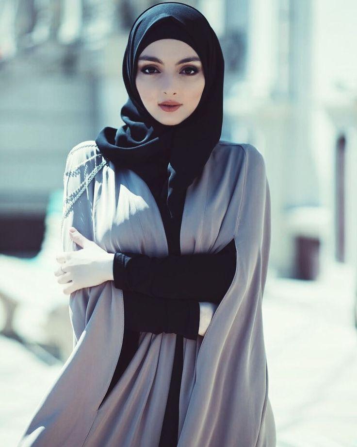 Картинка в хиджабе девушки
