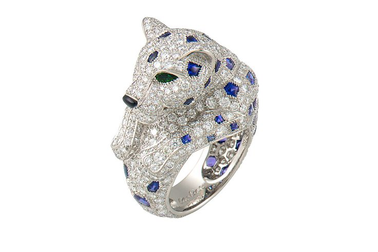 Panthère de Cartier Ring, price on request  #shopping #luxury #style #jewellery
