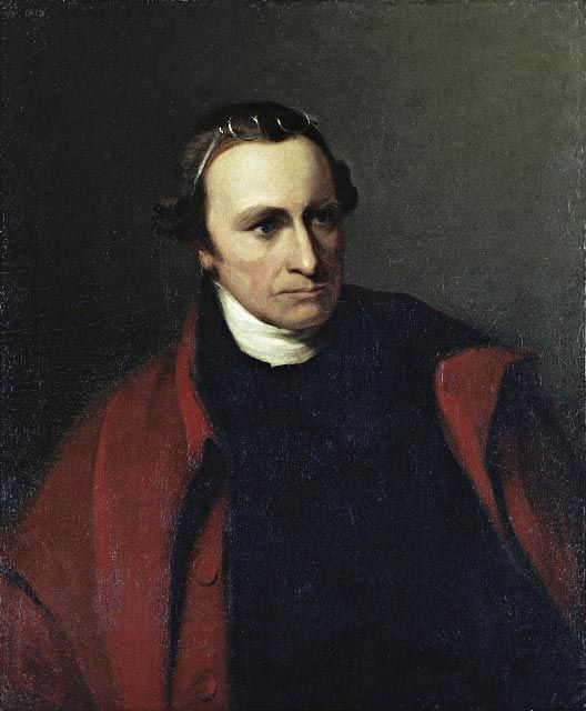 "In March 1775, Patrick Henry urged his fellow Virginians to arm in self-defense, closing his appeal (uttered at St. John's Church in Richmond, where the legislature was meeting) with the immortal words: ""I know not what course others may take; but as for me, give me liberty or give me death."""