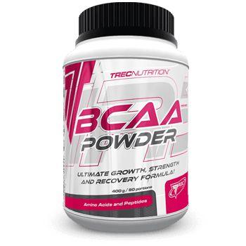 BCAA POWDER: Czyste aminokwasy BCAA w proszku + wit. B6   Czyste aminokwasy BCAA w proszku Optymalna proporcja składu Silne działanie antykataboliczne