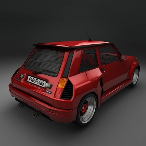 Renault 5 Turbo: 346 Best Renault 5 GT / Copa Turbo Images On Pinterest