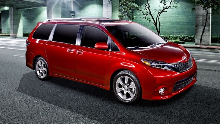 2018 Toyota Sienna Performance And Release Date