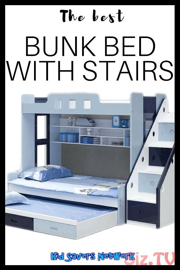 Bunk Beds Are Fun And Exciting For Kids And Space Saving For Parents But Do You Worryof It S Safetiness For You Bunk Beds With Stairs Cool Bunk Beds Bunk Beds