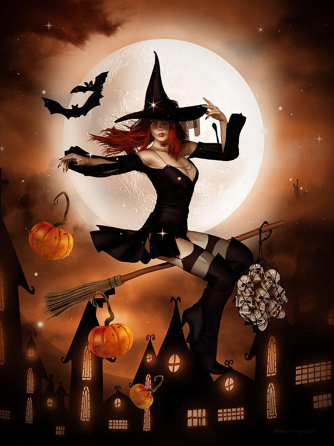Smashing Pumpkins Digital Art  - Smashing Pumpkins Fine Art Print