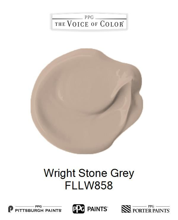 Wright Stone Grey Is A Part Of The Collection By Ppg Voice Color Browse This Paint And More Collections For Inspiration