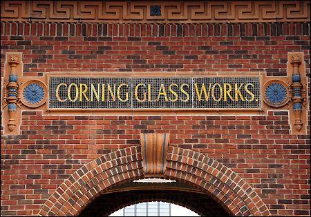 Corning Glass Works | Corning Glass Works, Corning, NY, low res