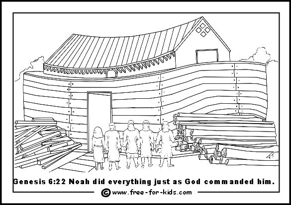 Noah And His Sons Building The Ark Love These Pics They