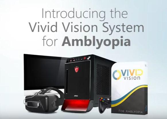 米サンフランシスコに本拠を置くスタートアップ「Vivid Vision」は本日、目の病気「弱視(Lazy Eye)」を治療のためのVRツールを構築するためシードラウンドで220万ドル(約2.5億円)の資金調達を発表しました。