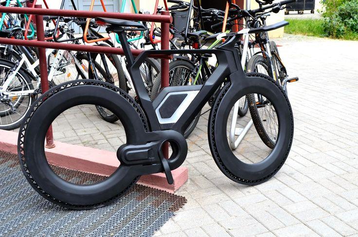 La cultura de la bicicleta ha significado una verdadera respuesta del diseño ante los esfuerzos por combatir el uso irracional de los automóviles.