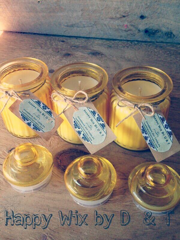Lolly Jar Fragrance - Mango  Papaya