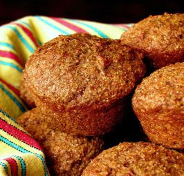 Bran Buds Muffins (use All Bran. Low fat, low sugar PJO)
