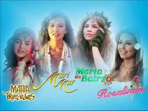 Trilogía das Marias e Rosalinda - Thalia - Audio Track