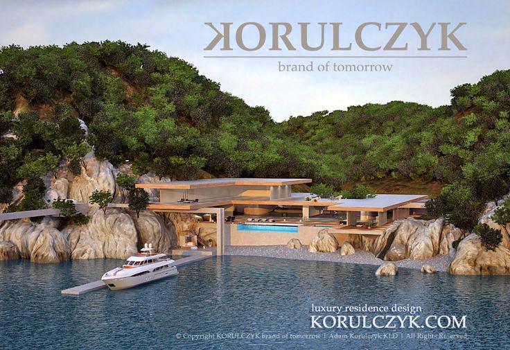 Residence Design Studio http://korulczyk.com