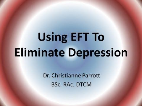 How To Use EFT (Emotional Freedom Technique) For Depression | Calgary Acupuncture - http://eftcentral.net/how-to-use-eft-emotional-freedom-technique-for-depression-calgary-acupuncture/