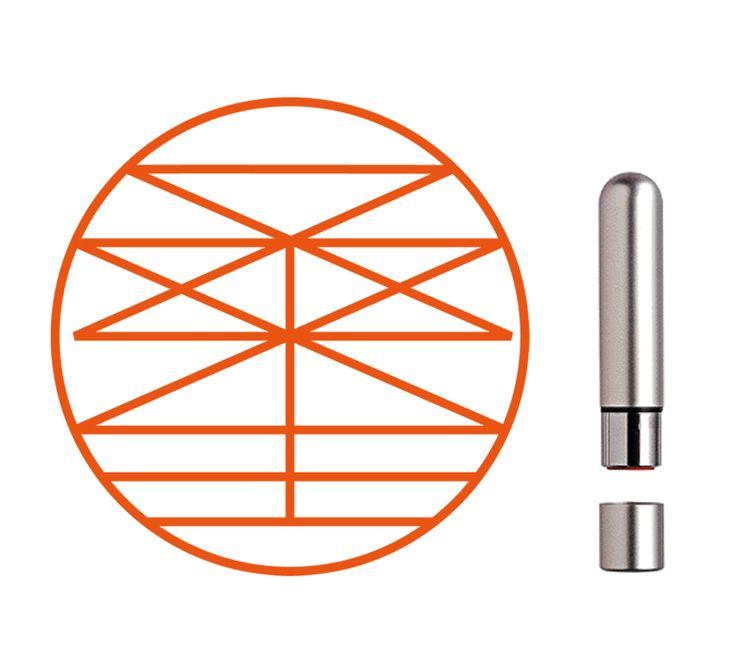 【売れすぎ】幾何学模様みたいな文字が超クール!+スタイリッシュでオシャレな印鑑を作ってくれるハンコ屋さん