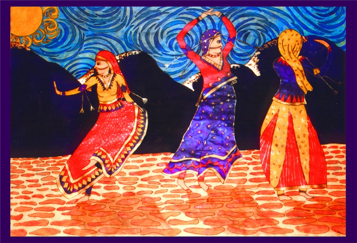 "Flying Margie - Art Work ""The Celebratory Survival Dance"" By Margie Thomas"