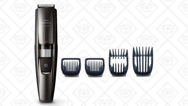 Corte de Su Cabello, la Barba, y Manscape Con Este $40 de Philips Multigroom