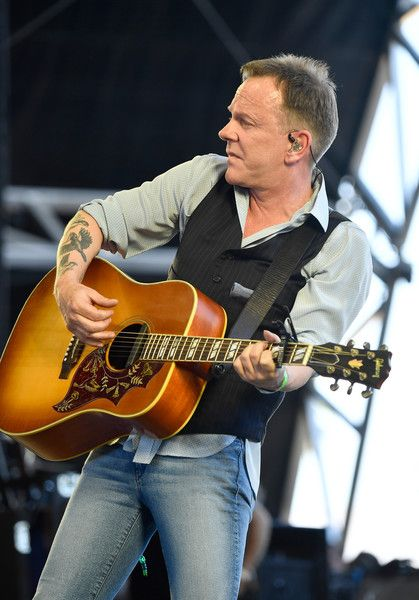 Kiefer Sutherland Photos Photos - Musician Kiefer Sutherland performs on the Palomino stage during day 3 of 2017 Stagecoach California's Country Music Festival at the Empire Polo Club on April 30, 2017 in Indio, California. - 2017 Stagecoach California's Country Music Festival - Day 3