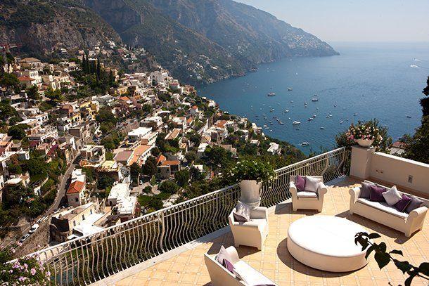 Villa Capodimonte - exclusive #luxury villa for rent in #Italy