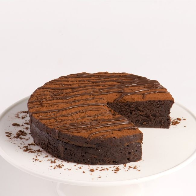 Chocolate Cake With Greek Yougart
