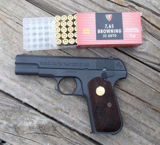 Colt Model 1903 - .32 ACP
