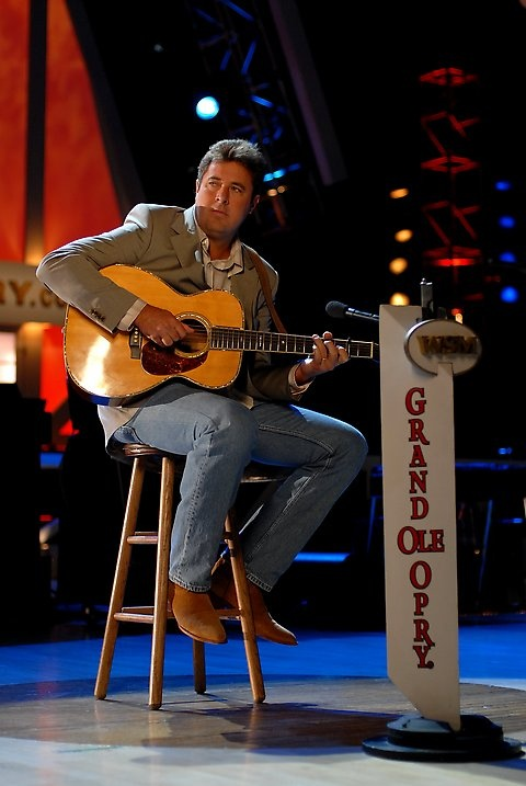 Vince on Grand Ole Opry