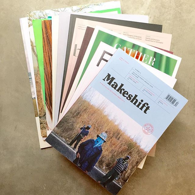 Happy #indiemagday ! Hurray for all the indie makers out there creating beautiful pieces of art.  #indie #indiemags #indiemakers #publishing #print