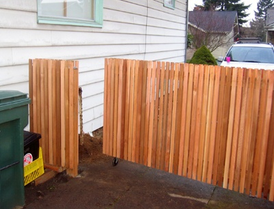 163 Best Images About Side Yard Gates Amp Fences On