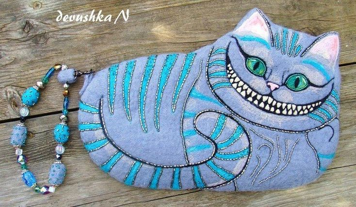 Natasha Gurina-Cheshire cat