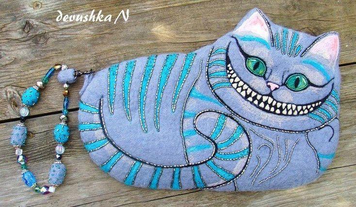 Natasha Gurina-Cheshire cat