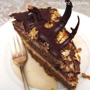 ciasto z orzechów bez mąki