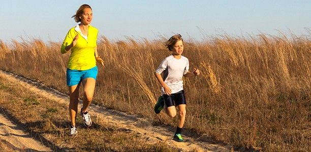Running: How to teach kids to sprint correctly