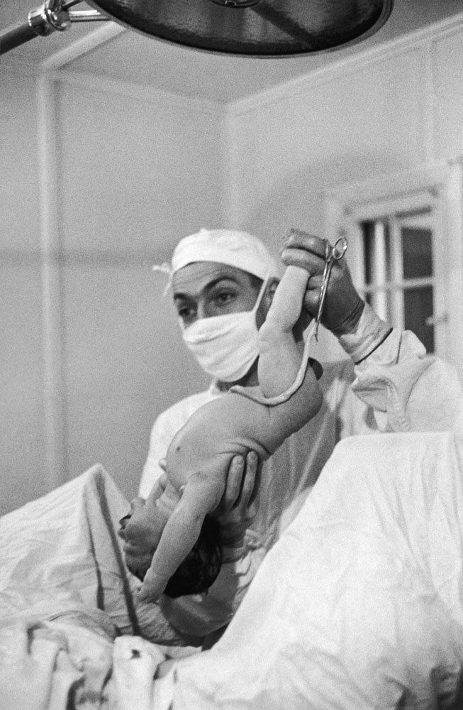 W. Eugene Smith's 'Country Doctor' Revisiting a Landmark