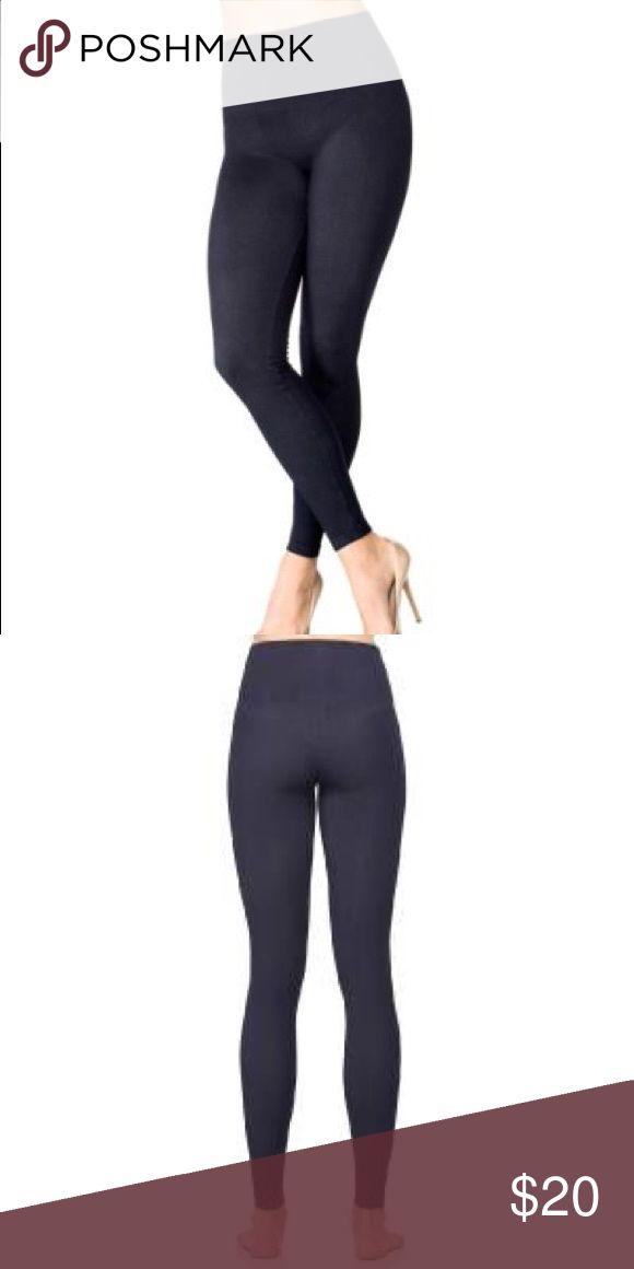 BNWOT ASSETS BY SPANX DENIM LEGGINGS Never worn. Shapes you right on up! Thanks for looking! Assets By Spanx Pants Leggings