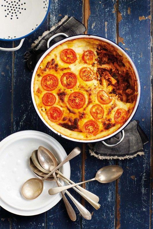 Macaroni-bolognaise-en-kaas | SARIE
