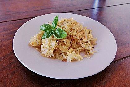 Gebratener Reis mit Ei 1