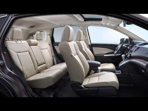 2015 Honda CR-V interior details
