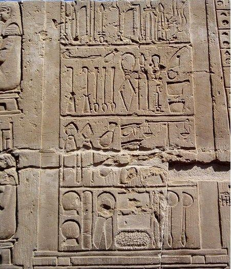 Ancient Egyptian Medicine - Surgical Tools at Kom Ombo