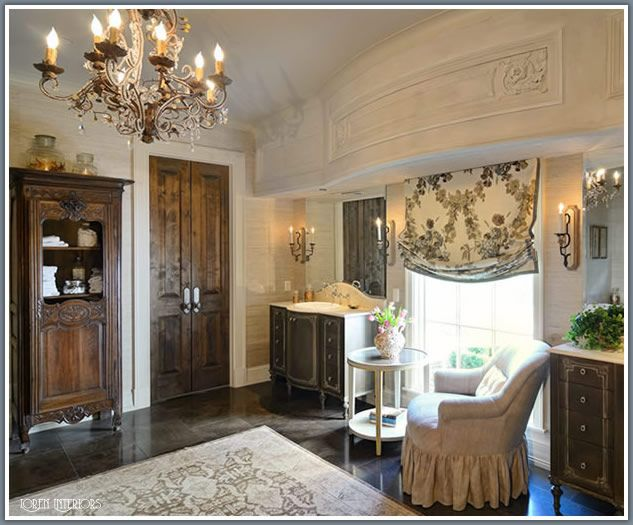 Houston interior design loren interiors bathrooms for Bathroom designs houston