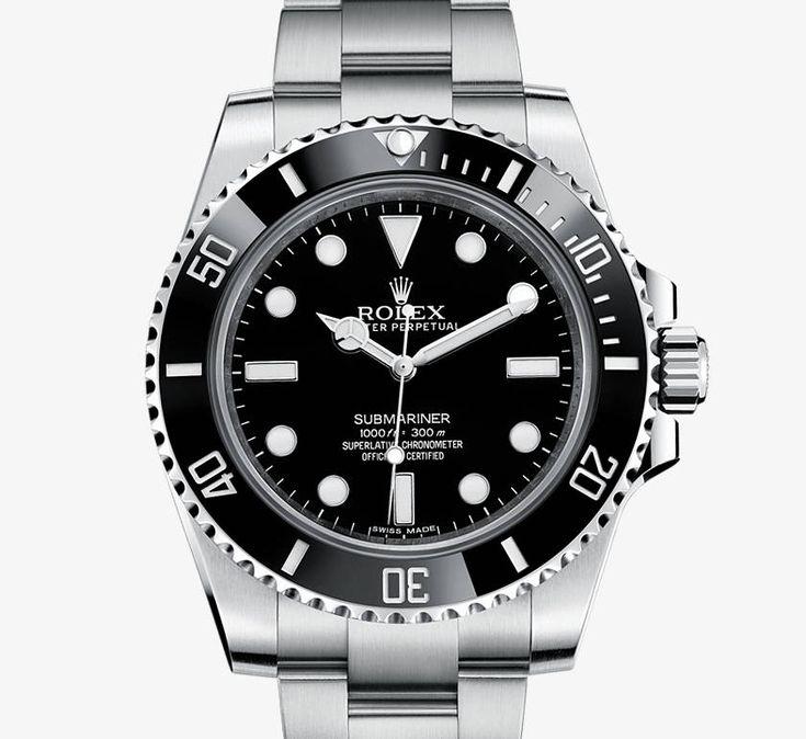 Armbanduhr herren rolex  Die besten 25+ Rolex Submariner schwarz Ideen auf Pinterest ...