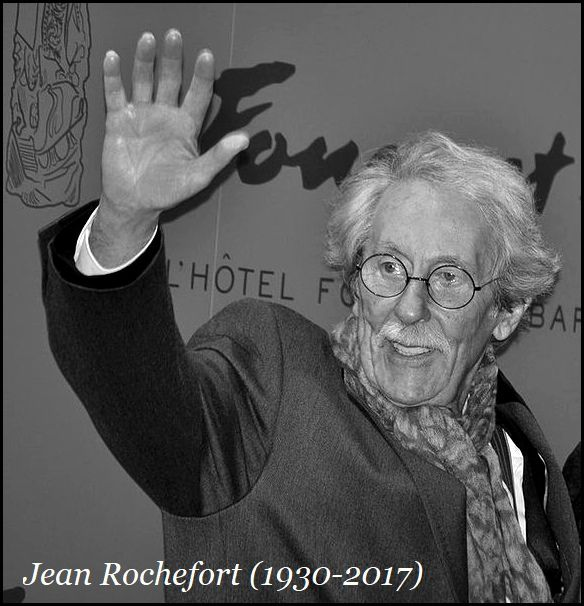 Jean Rochefort (1930-2017)   À la française …