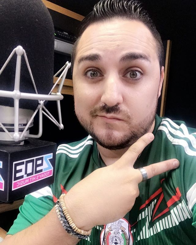 "Catch this guy on Z90 (90.3) today 6am to 12pm! Must say pretty excited to back on the radio 📻. Much love to my amazing boss and supervisors for  letting my crazy face ""on-air"" lol 🙏🏼❤️ and THANK YOU in advance for the support 💪🏽👍🏿 🎤 #catchmeonz90 #z90 #radio #sandiego #tonybalony #tony #onair # #sandiego #sandiegoconnection #sdlocals #sandiegolocals - posted by Tony  V https://www.instagram.com/tony__balony. See more post on San Diego at http://sdconnection.com"