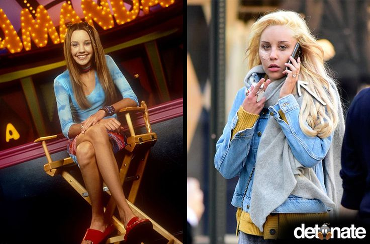 Amanda Bynes began her career on the hit kid's show 'All That' and starred in a flurry of films such as 'She's the Man' and 'Easy A.' However, a string of psychological problems effectively killed Byne's acting career and recently she was finally diagnosed as schizophrenic.  Thankfully, she has begun to receive treatment and focus on a career in fashion design but most would agree she is simply not the same girl we grew up with.
