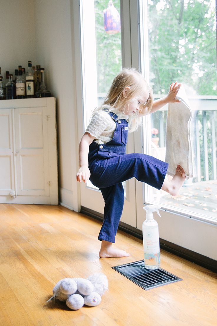 CONTRIBUTING AND RESPONSIBILITY, ideas of how to include kids in daily housekeeping by ages