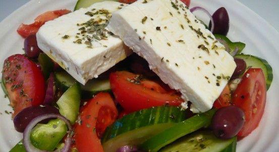 Yunan Salatası Tarifi | Yemek Tarifleri