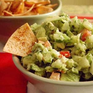 Guacamole with Chipotle Tortilla Chips: Chips Adoro, Guacamole Dips, Chipotle Tortillas, Fun Recipes, Tortillas Chips, Healthy Tailgating, Tortilla Chips, Appetizers, Chips Recipes