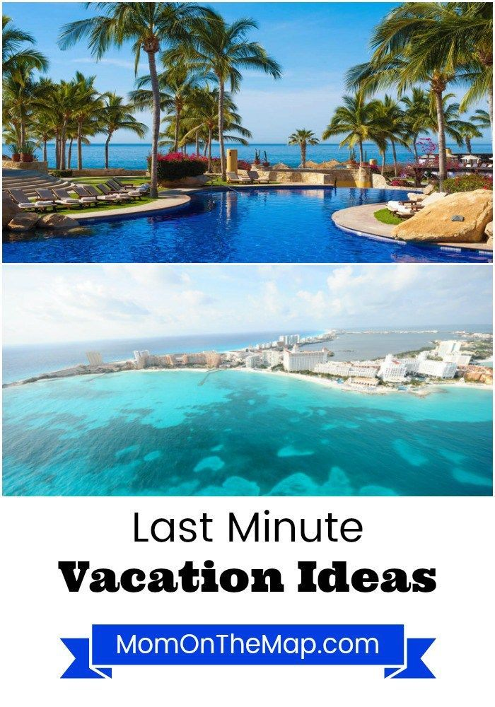 Last Minute Vacations >> Last Minute Summer Vacation Ideas Positive Vibes For