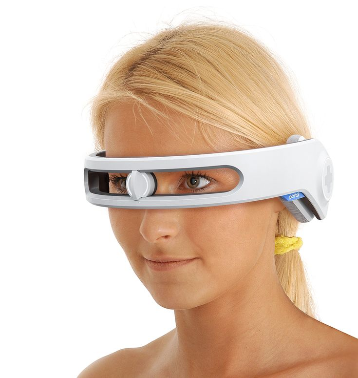 Portal Telemedicine Headset - #Medical #Design #Healthcare #EHealth #DigitalHealth #Telemedicine #Future #NHS #IoT #Wearables #Headset