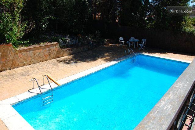 Spanje/Barcelona - Summer House in Segur de Calafell in Calafell